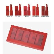 3CE Red Recipe Lip Colour Mini Kit