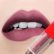 TIREOW 18 Colours Lipstick Long Lasting Waterproof Matte Liquid Gloss Lipstick
