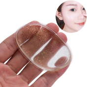 TWIFER Novelty Silicone Anti-Sponge Makeup Applicator Blender Perfect For Face Make Up