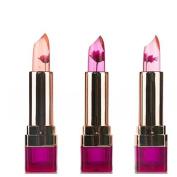 Kamoku101 Waterproof Lipstick Jelly Fruit Lip Balm Stick Temperature Change Moisturiser Bright Surplus Lips Cosmetic