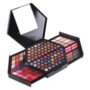 Weicici Eyeshadow Whole functional Makeup Kit--Ideal for Professional and Daily Use