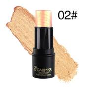 IGEMY Women Highlight Contour Stick Beauty Makeup Face Powder Cream Shimmer Concealer