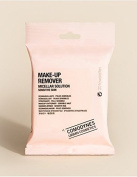 COMODYNES Make Up Remover Sensitive Skin 40 Toallitas