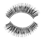 Lovely House Natural Sparse Cross Long Fake False Eyelashes Extension Beauty Makeup