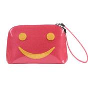 Teeya Handle Large Cosmetic Bag Travel Makeup Organiser Case Makeup Pouch Handbag Cluth Bag Toiletry Bag for Women