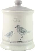 English Tableware Co. Sandpiper Stoneware Tea Storage Canister
