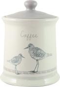 English Tableware Co. Sandpiper Stoneware Coffee Storage Canister