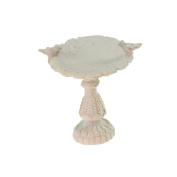 1 Pcs Dollhouse Miniature Fairy Garden Furniture Resin Bird Bath Fountain 1/12 Scale by TOYZHIJIA