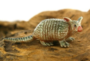 3 D Ceramic Toy Armadillo 1 Dollhouse Miniatures Free Ship