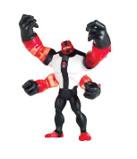 Ben 10 Deluxe Power Up Figures - Four Arms