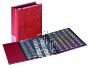 Lindner Multi Collect Coin Album with 10 Coin Wallets
