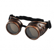 Sunglasses, JoyJay Fashion Mens Womens Retro Classic Vintage Style Steampunk Goggles Welding Punk Glasses Cosplay
