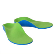 Anself Orthopaedic Insoles for Shoes Flat Foot Arch Support Orthotic Pads Correction Feet Health Care