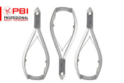 Professional Nail Nipper Manicure Pedicure Clippers With Jaw Ingrowing Toe Nail ( 3 Pieces Set ) From PBI