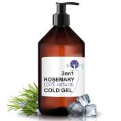 biOty garden 3EN1 Rosemary & Comfrey Cool Gel Pain Relieving Gel For Muscles & Joints