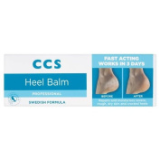 CCS Swedish Foot Heel Balm - 75g {Pack Of 2} [Misc.] [Personal Care] by CCS