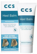 CCS Swedish Foot Heel Balm For Rough Dry And Cracked Heels - 75g by CCS