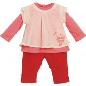 Berlingot Girl Pattern Trousers 6 Months