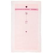 Babycalin, Plaid Lolita, 80 x 120 cm, Pink