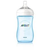 Avent Natural Feeding Bottle 260 ml Blue