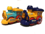 Bump N Go Bubble Blowing Train Engine Machine Blower Loco Party Bubbles Toy