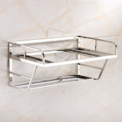 lzzfw Stainless Steel Microwave Oven Wall Mount Oven Rack Kitchen Racks