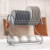 Anna Kitchen Shelves Stainless Steel Dish Shelf Tableware Kitchen Racks Chopsticks Shelves Filter Bowl Racks