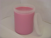 Pink Warm Wax (800g tub) Made in UK