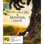 A Monster Calls Blu-ray
