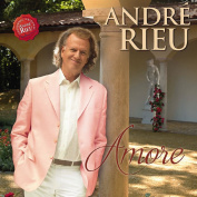 Amore CD by Andre Rieu 1Disc