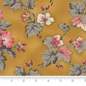 Moda Fabric Sweet Blend Spring Sprouts Gold - Sold Per 1/4 Metre