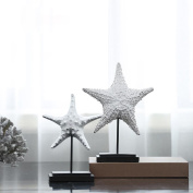 Mediterranean Resin Starfish Modelling Living Room Soft Decoration Craft Gift Set