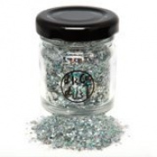 Cosmetic Gliltter Chunky Mix Holographic SILVER Chunky