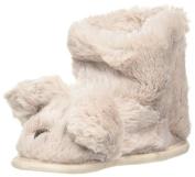 RUBY & ED Unisex Babies' Flynn Puppy Bootie Slippers, Grey (Grey), 12-18 Months 15 EU