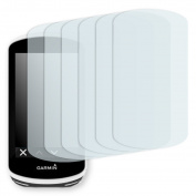 6x Golebo Crystal Screen Protection - Screen Guard for Garmin Edge 1030
