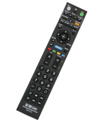 allimity Universal Replace Remote Control fit for Sony TV RM-ED005 RM-ED007 RM-ED008 RM-ED009 RM-ED011 RM-ED011W RM-ED012 RM-ED013 RM-ED014 etc