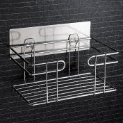 stable Shelf, Sucker bathroom kitchen Simple and elegant