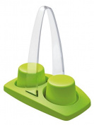 Mongardi Green Plastic Cup Holders