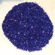 BLUE GLITTER 200g - DYE CUT - DUST FREE - EN71 CERTIFIED SAFE FOR CHILDREN - NAIL ART - ARTS & CRAFTS