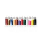 creafirm – 12 Mini Glitter Powder Vials