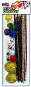 Pennine Glitter Craft Set, Multi-Colour