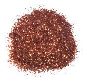 Mould Master Hexagonal Glitter, PVC, Red, 23 g