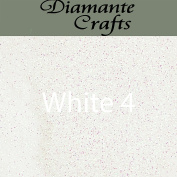Glitter White 4/508 - Ultra Fine 0.008 - Choose your weight 10g 20g 30g 40g 50g 100g - Exclusive Colours