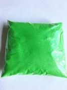 100G FINE GLITTER PASTEL GREEN ALIEN APPLE LIGHT FLORIST WINE GLASS CRAFT NAIL ART FAIRY DUST