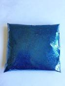 100G FINE GLITTER METALLIC LASER BLUE DARK DEEP SEA FLORIST WINE GLASS CRAFT NAIL ART FAIRY DUST