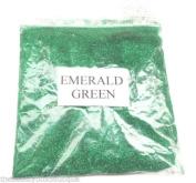 1KG EMERALD GREEN GLITTER NAIL ART CRAFT FLORISTRY WINE GLASS TATTOO