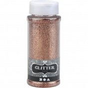 Glitter, copper, 110g