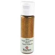 39420630 RAYHER Glitter Ultra Fine PET Small Bottle 20 ml venez.gold