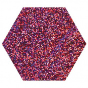 100G PINK HOLOGRAPHIC GLITTER ULTRA FINE WINE GLASS ART AND CRAFT NAIL ART SCRAPBOOKING NON TOXIC