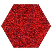 100G RED HOLOGRAPHIC GLITTER ULTRA FINE WINE GLASS ART AND CRAFT NAIL ART SCRAPBOOKING NON TOXIC